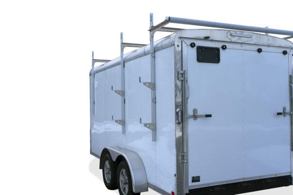 ladder holder for trailer 1