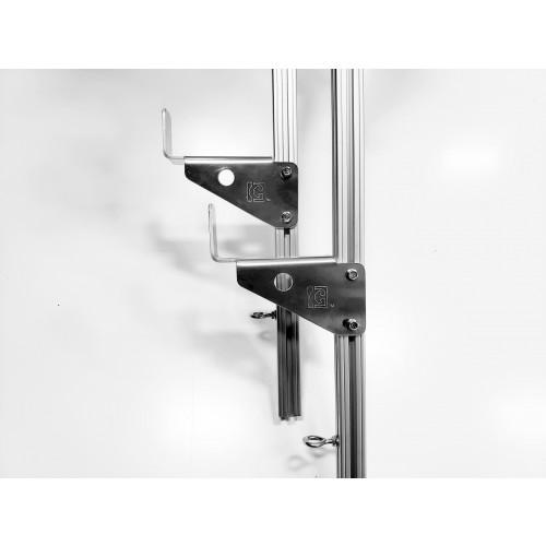 ladder hook for rack 1
