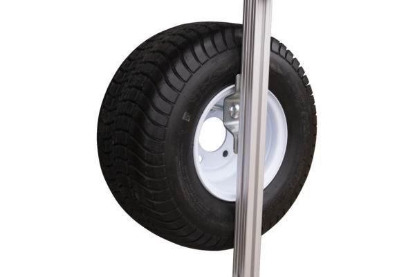 spare tire holder for trailer